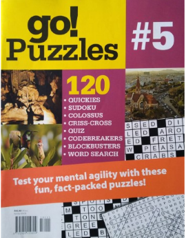 Go! Puzzles, #5 image