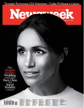 Newsweek, 11 May 2018