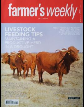 Farmers Weekly, 19 July 2019