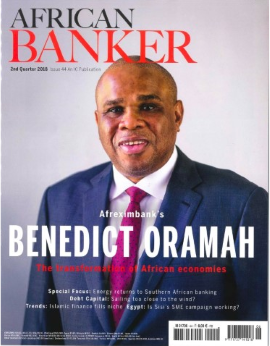 African Banker, 2Nd Quarter 2018 Issue 44
