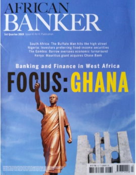 African Banker, 2Nd Quarter 2018 Issue 43