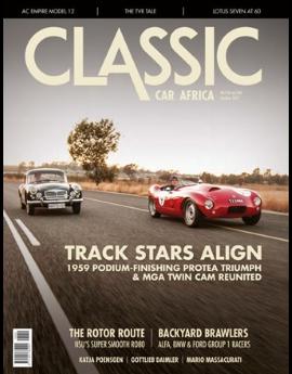 Classic Car Africa,,