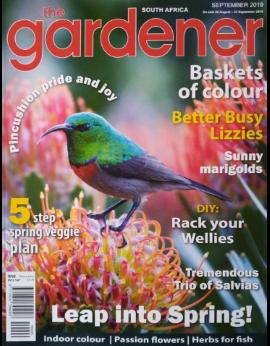 The Gardner SA, September 2019