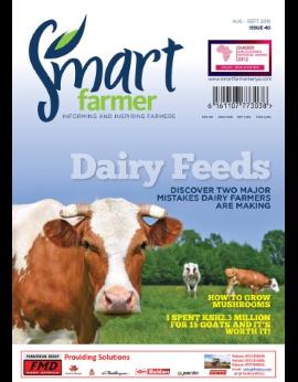 Smart Farmer, August-September 2018 Issue 40