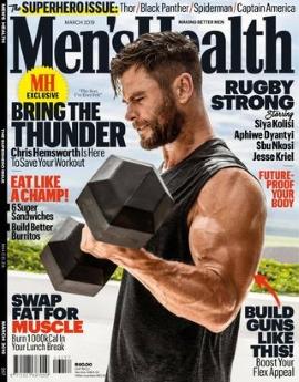 Men's Health SA, March 2019 image