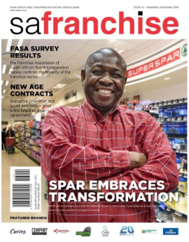 Safranchise SA, November/December Issue 52