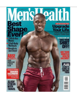 Men's Health SA, December 2018 image