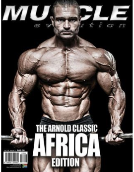 Muscle Evolution, Africa Edition image