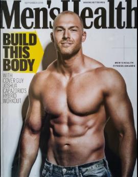 Men's Health SA, September 2018 image