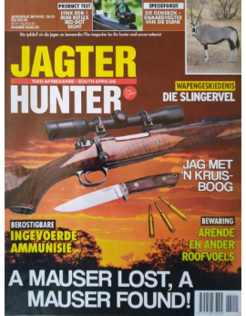 Jagter Hunter SA, August 2019