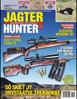 Jagter Hunter SA, October 2019