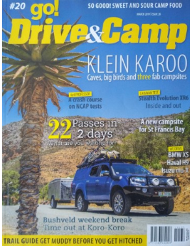 Go! Drive&Camp, March 2019 image