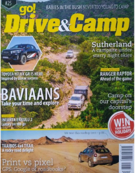Go! Drive&Camp, August 2019 image