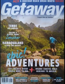 Getaway, July 2019