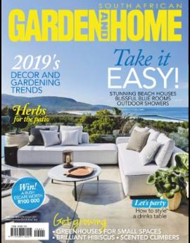 Garden&Home SA, January 2019 image