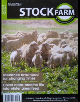 Stock Farm, July 2019 Vol.9 No.6