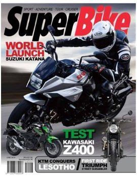 Super Bike SA, June 2019