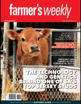 Farmers Weekly, 27 November 2020