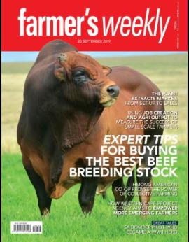 Farmers Weekly, 20 September 2019