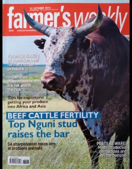 Farmers Weekly, 21 October 2016