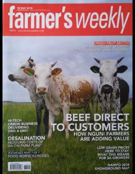 Farmers Weekly, 18 May 2018