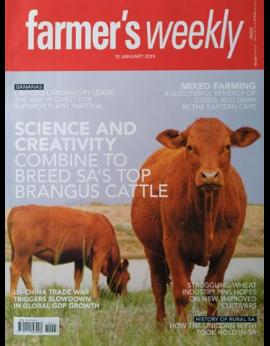 Farmers Weekly, 18 January 2019