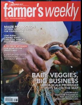 Farmers Weekly, 1 September 2017