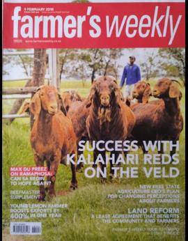 Farmers Weekly, 9 February 2018
