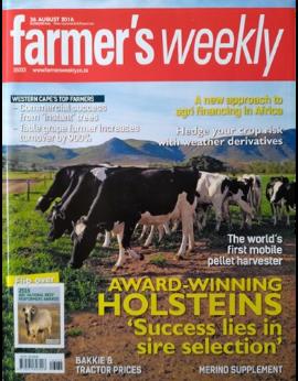 Farmers Weekly, 26 August 2016