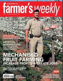 Farmers Weekly, 29 September 2017