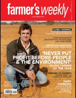 Farmers Weekly, 14 December 2018