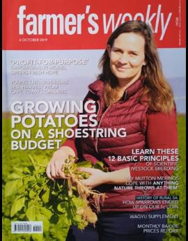 Farmers Weekly, 4 October 2019