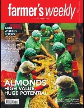 Farmers Weekly, 21 September 2018