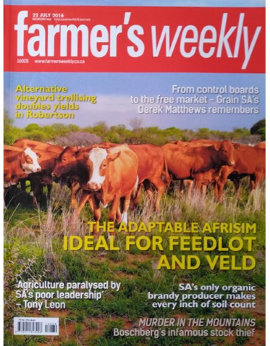 Farmers Weekly, 22 July 2016