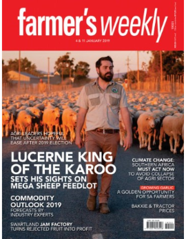 Farmers Weekly, 4&11 January 2019