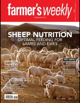 Farmers Weekly, 8 February 2019
