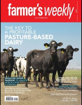 Farmers Weekly, 12 October 2018