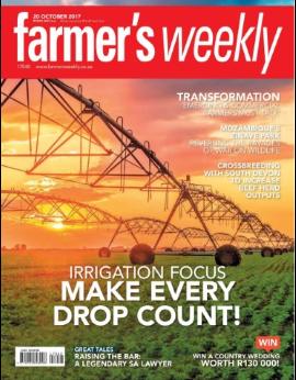 Farmers Weekly, 20 October 2017