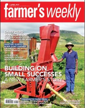 Farmers Weekly, 7 April 2017