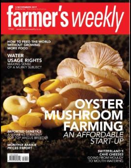 Farmers Weekly, 7 November 2017