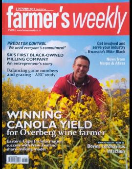 Farmers Weekly, 2 October 2015