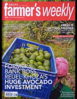 Farmers Weekly, 13 July 2018