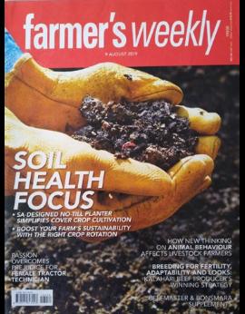 Farmers Weekly, 9 August 2019