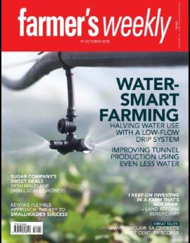 Farmers Weekly, 19 October 2018