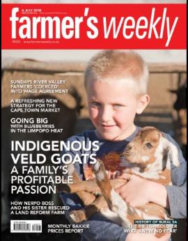 Farmers Weekly, 6 July 2018