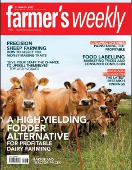 Farmers Weekly, 31 March 2017