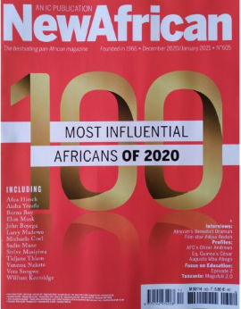 New African, December 2020\January 2021