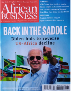 African Business, December 2020/January 2021