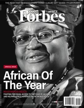 Forbes Africa, December image