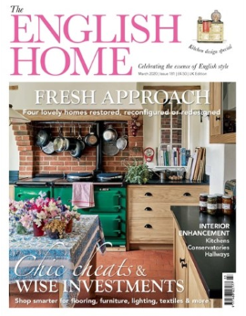 The English Home UK, March 2020